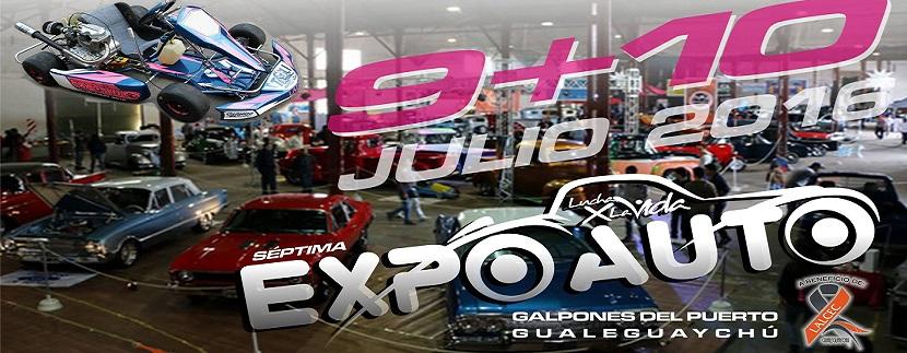 Expo Auto 2016 en Gualeguaychú