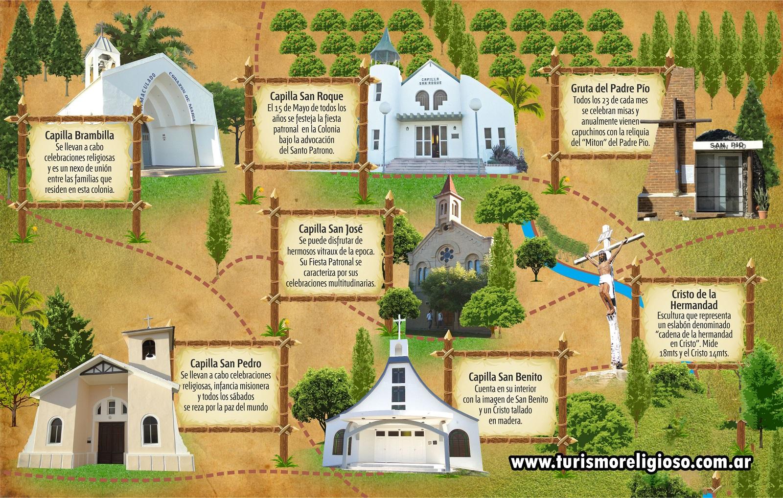 Turismo Religioso Chajarí