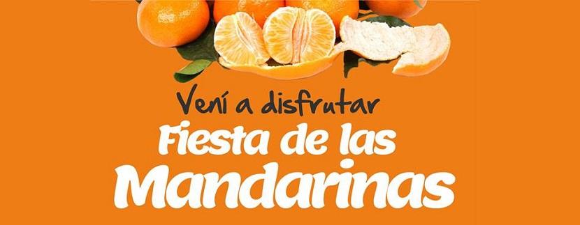 Se realiza la «Fiesta de las Mandarinas 2016»