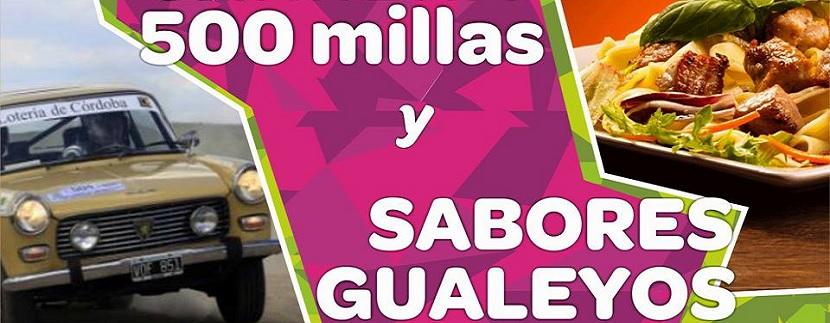 500 millas entrerrianas y Sabores Gualeyos
