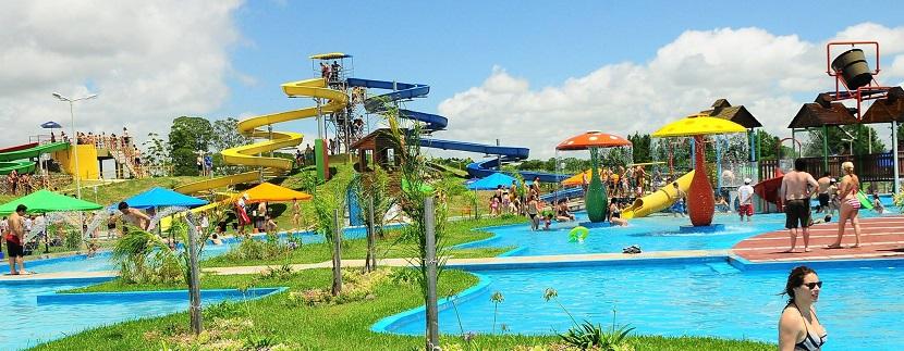 Cierre del Parque Acuático hasta el 12/09