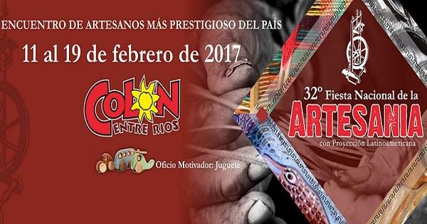 Fiesta Nacional de la Artesanía 2017 en Colón