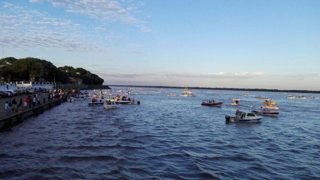 Fiesta Nacional de Pesca Variada de Río en La Paz
