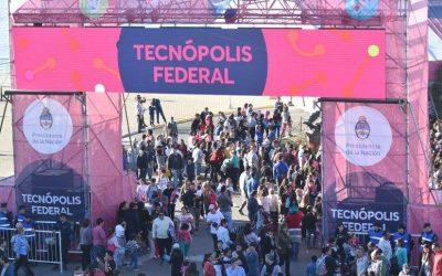 Tecnópolis Federal está en Paraná