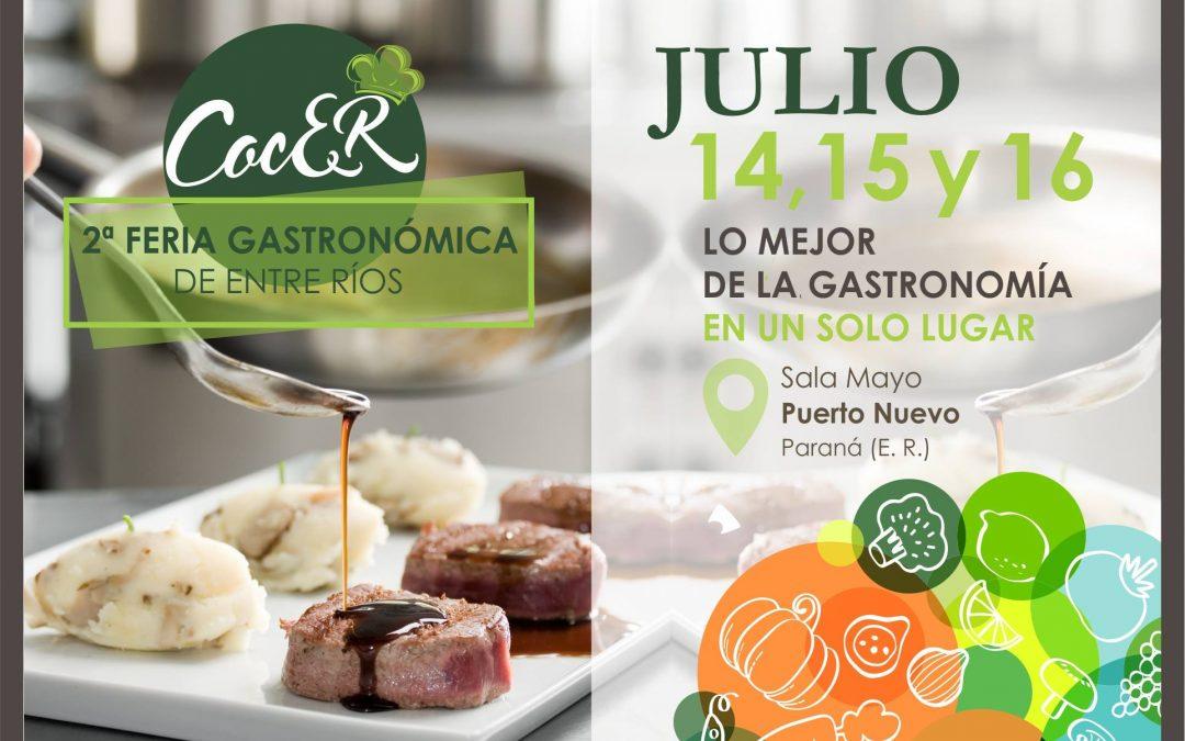 Feria Gastronómica 2017 en Paraná