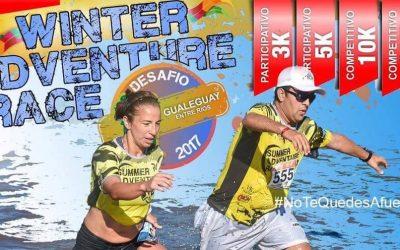 Winter Adventure Race Desafío Gualeguay 2017