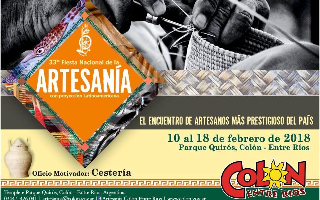 Fiesta Nacional de la Artesanía Colón 2018