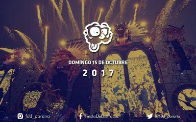 Ya tiene fecha la Fiesta de Disfraces 2017 de Paraná