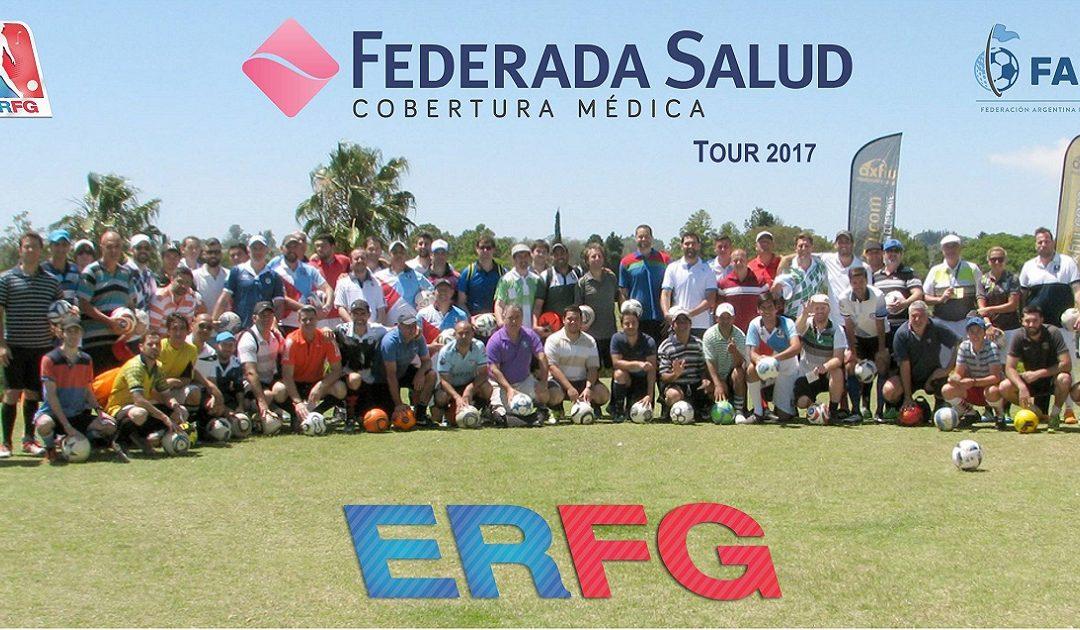 El tour de Entre Ríos Footgolf  llega a Villaguay