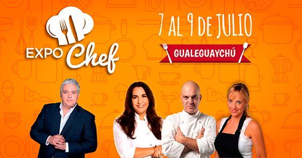 Se realiza ExpoChef en Gualeguaychú