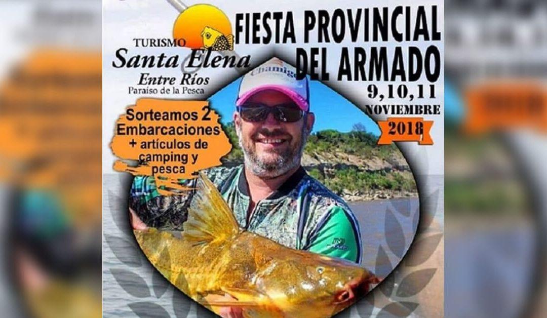 XX Fiesta Provincial del Armado en Santa Elena