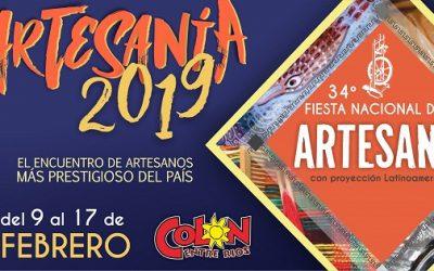 Fiesta de La Artesanía Colón 2019